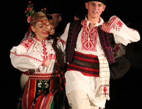 Северняшки танци