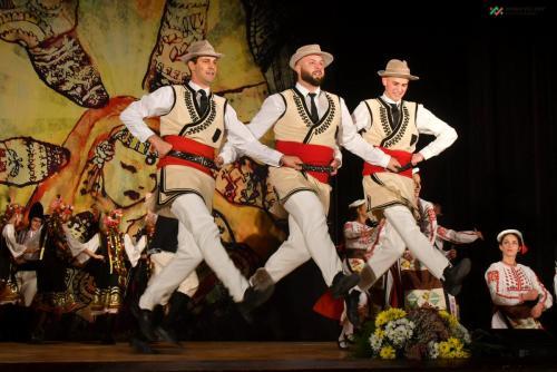 Фолклорен танцов ансамбъл